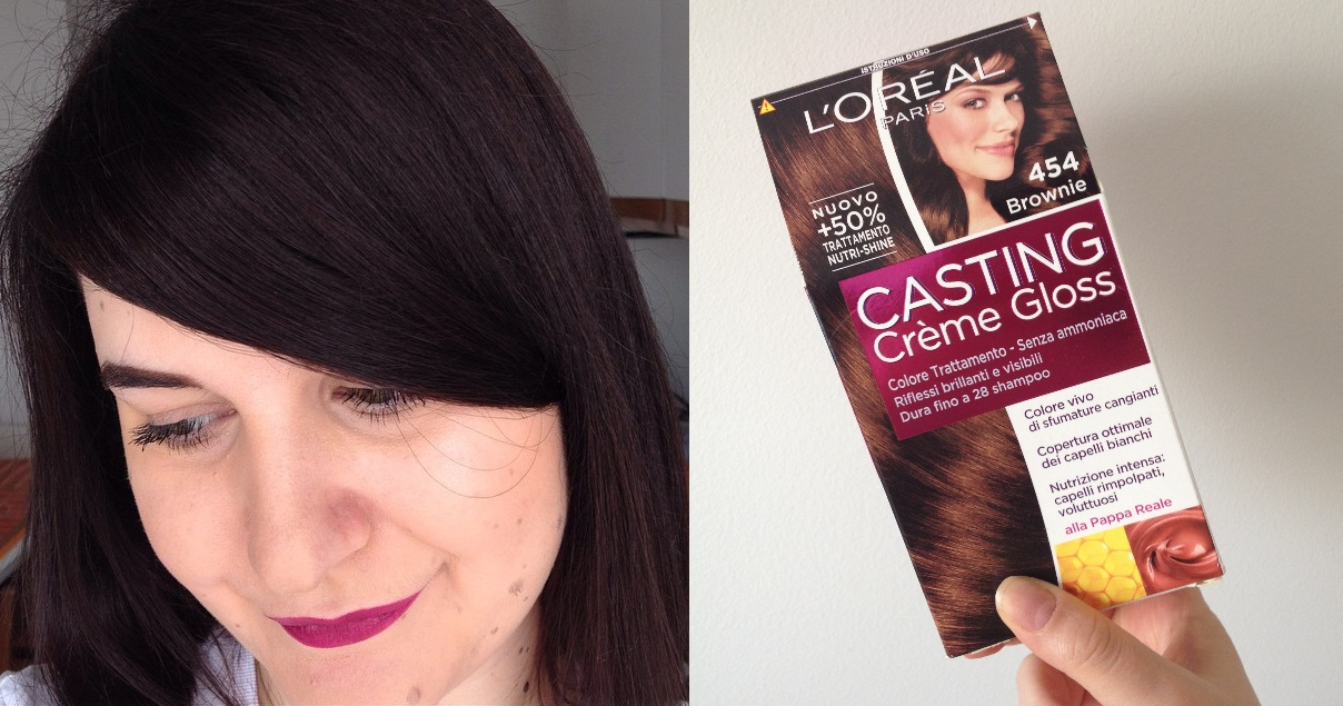 Casting Crème Gloss L'Oreal brownie