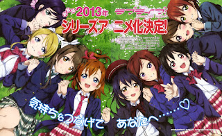 Love Live! School Idol Project 01