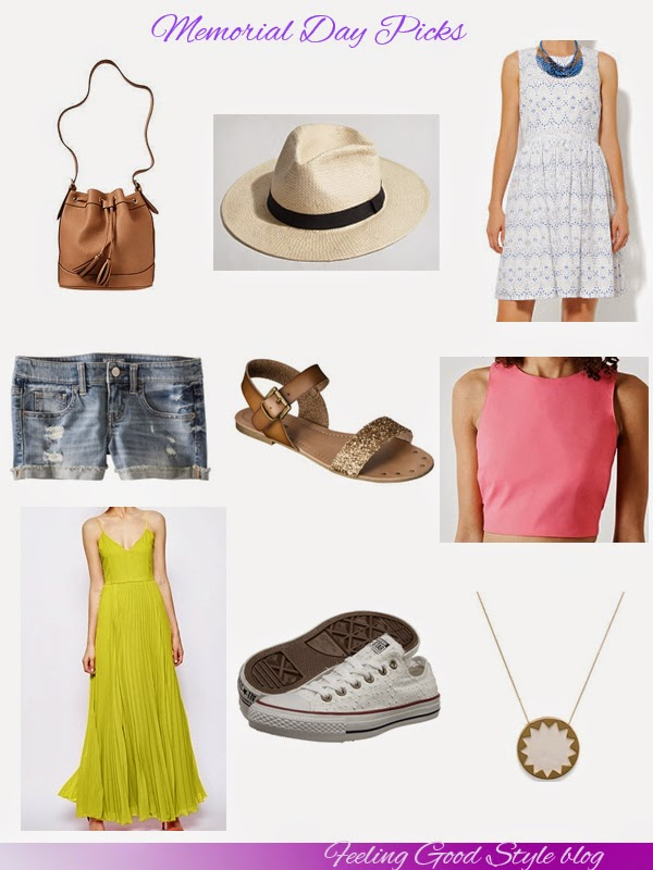 Memorial Day, maxi dress, ASOS maxi dress, Converse, white Converse, crop top, pink crop top, denim shorts, Target denim shorts, panama hat, J.Crew panama hat, Old Navy bucket bag
