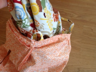 the ultimate DIY shopping bag, tutorial