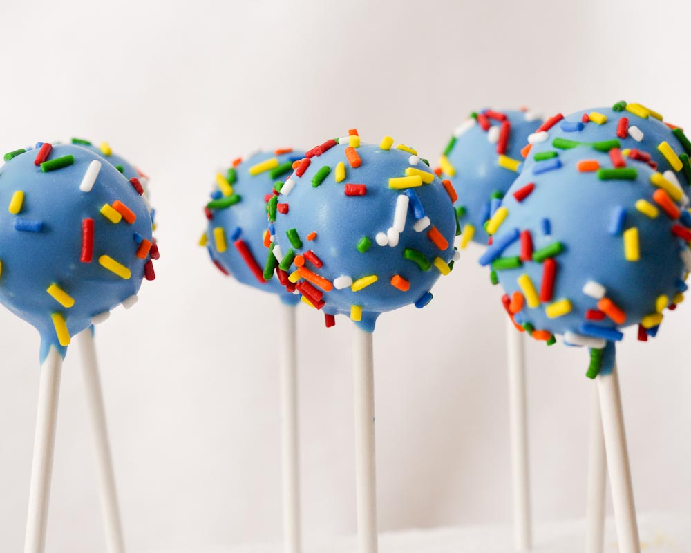 How Long To Cook Cake Pops