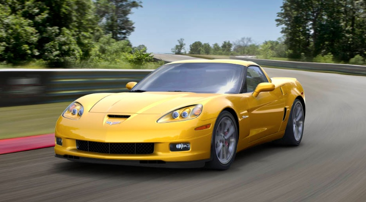 2015 Chevy Corvette Z06 Will Be Unveiled in Detroit