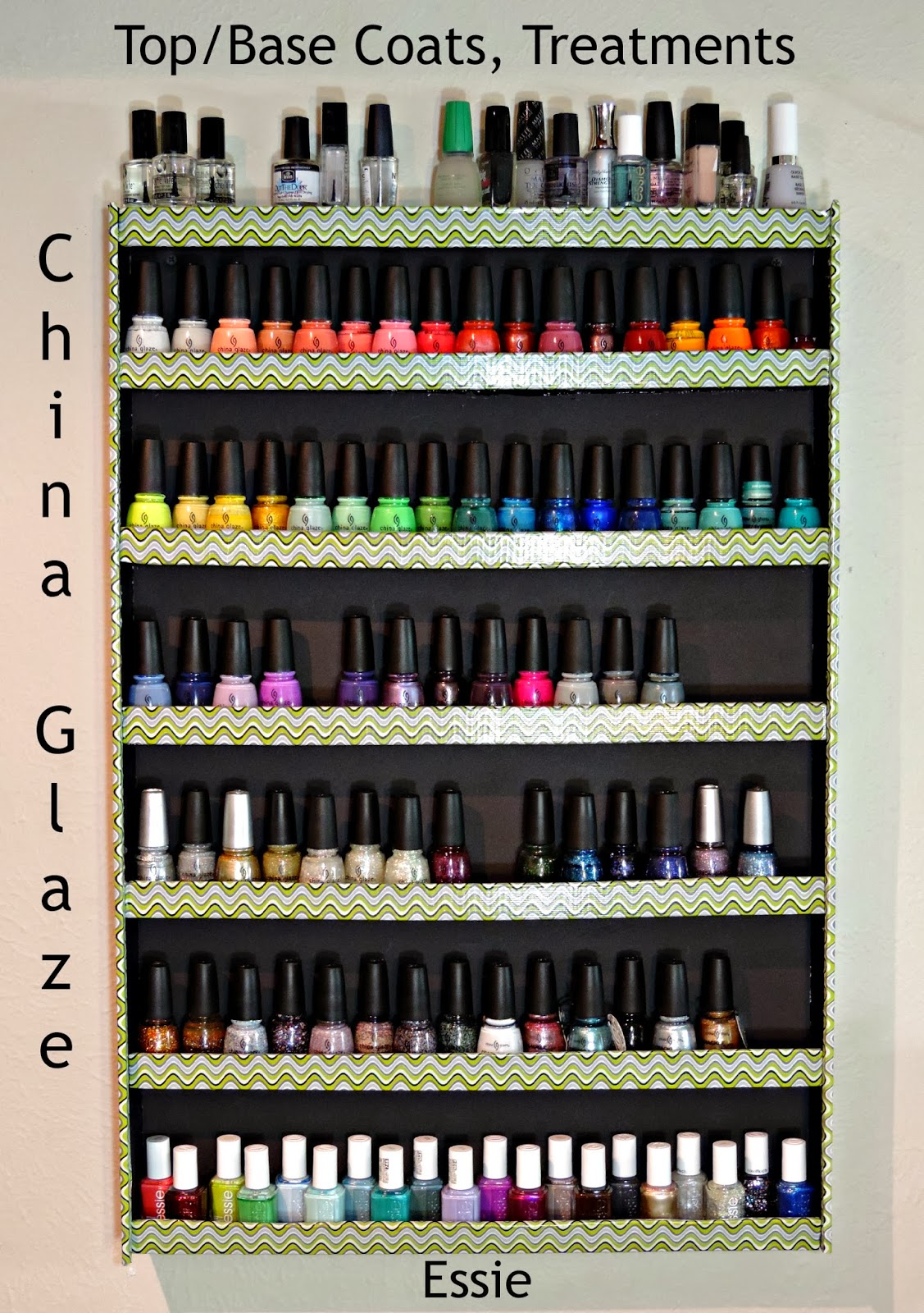 Total Polish Junkie: Nail Polish Storage & Organization
