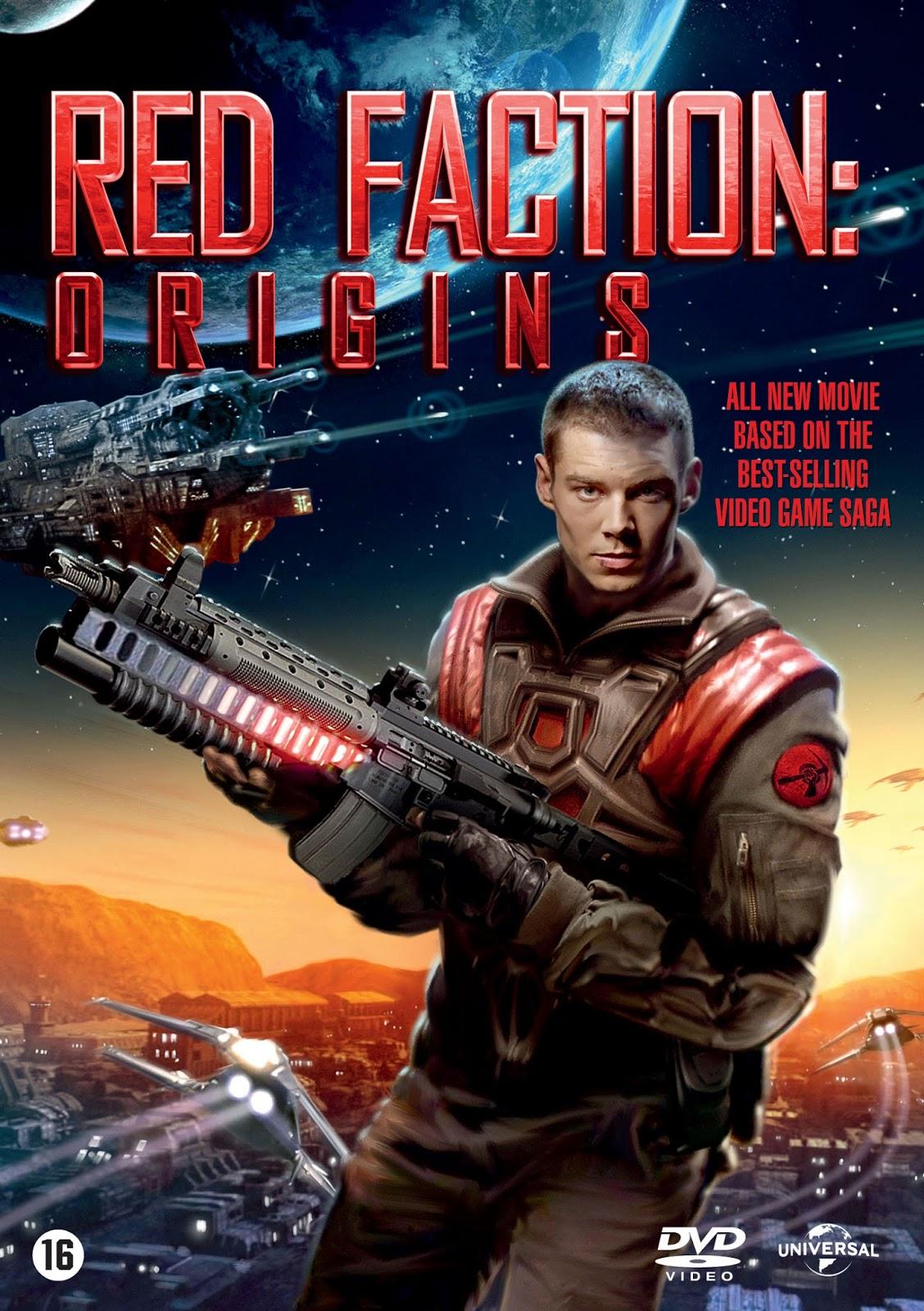Nguồn Gốc Phái Đỏ -  Red Faction: Origins