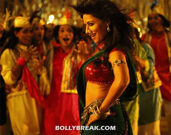 Chitrangada Singh Hot Item Song 'Kafirana ' Stills