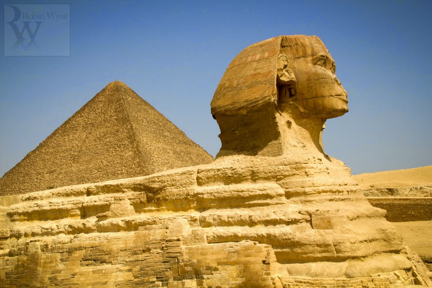 A Comparison of Sphinxes and Pharaohs