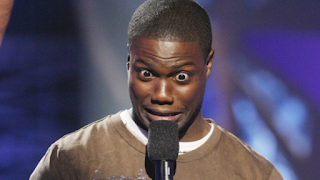 Kevin Hart Funny Facial Expression