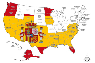 Estados Unidos de España United States of Spain