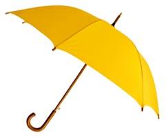 Yellow Umbrella: Why is it Yellow Umbrella ??