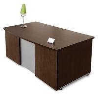 OFM Venice Series Executive Desk