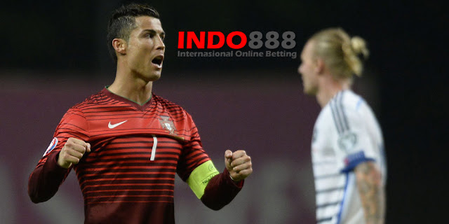 Cristiano Ronaldo Dipulangkan dari Portugal - Indo888News