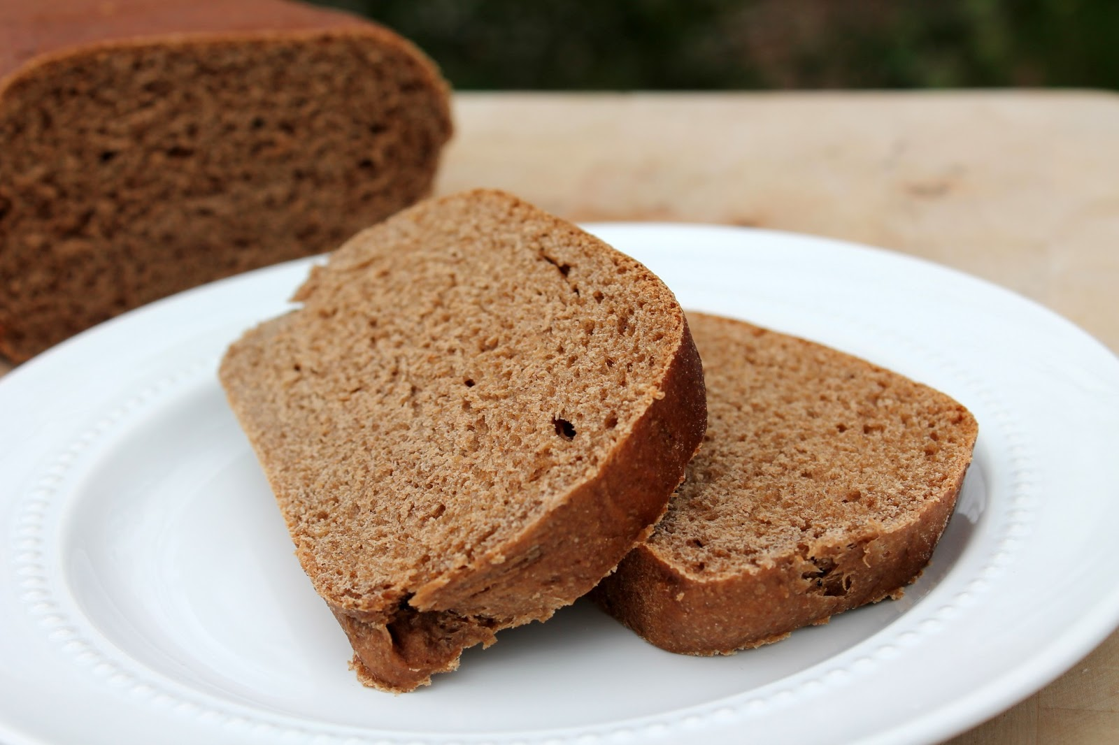 Bakestravaganza: Steakhouse Brown Bread