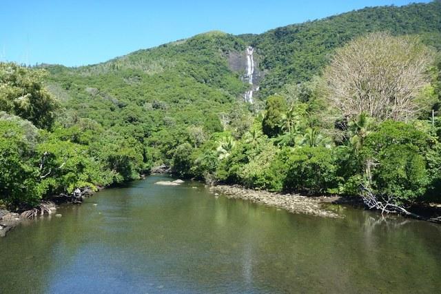 Cascade Tao en Nouvelle Calédonie