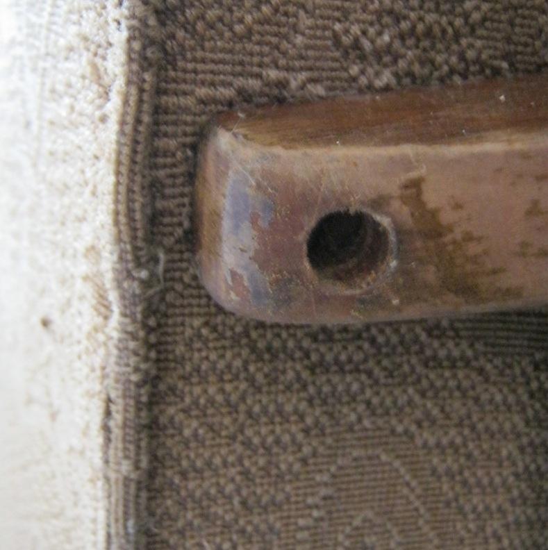 Voodoo Molly Vintage Wooden Furniture Plugs Tutorial