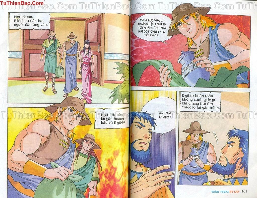 Thần thoại Hy Lạp Chapter 14 - Trang 79