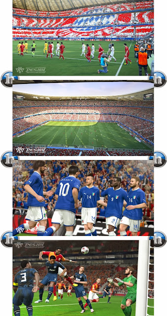 Pro Evolution Soccer ( PES ) 2014 PC Games