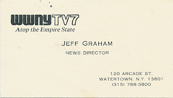 Blast from Past: Thirty Year Old Business Card