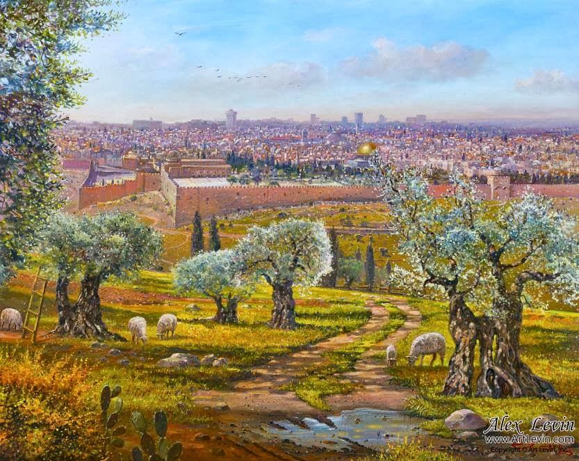 Old City Cafe Of Jerusalem