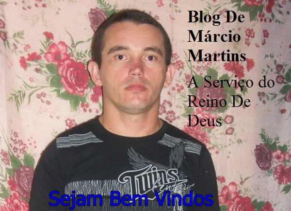 Blog De Márcio Martins