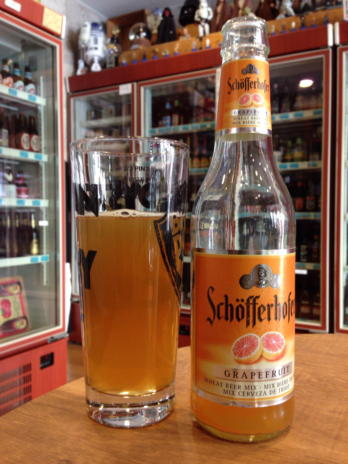 Schöfferhofer「Grapefruit」(...