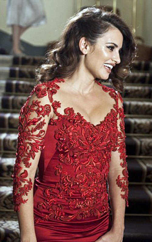 Penelope Cruz's Red Hot Campari Calendar Shoot » Gossip | Penelope Cruz