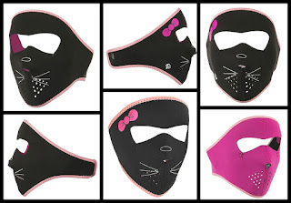 Youth Hello Kitty Neoprene Face Mask