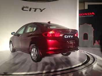 Harga All New Honda City Bandung