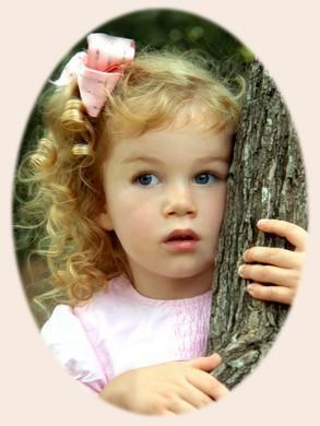 Recogido para pelo rizado ideas de peinados Guía Infantil