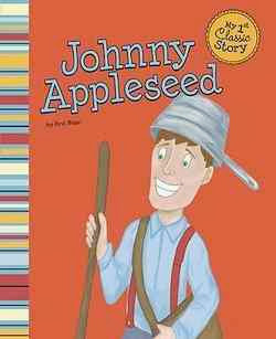 bookcover of JOHNNY APPLESEED (Read-It! Readers)  by Eric Blair