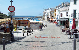 Fishing village - Barrio de pescadores