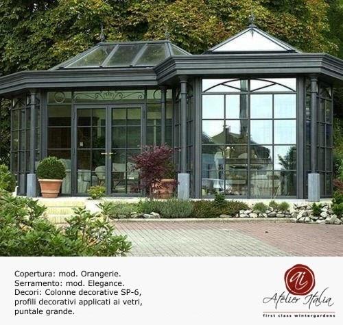 Il tuo architetto a genova winter garden for Sii il tuo architetto
