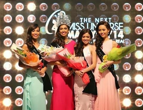 Miss Malaysia Universe 2014