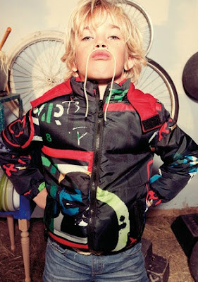 Desigual Kids - Lookbook Herbst-Winter 2012/2013