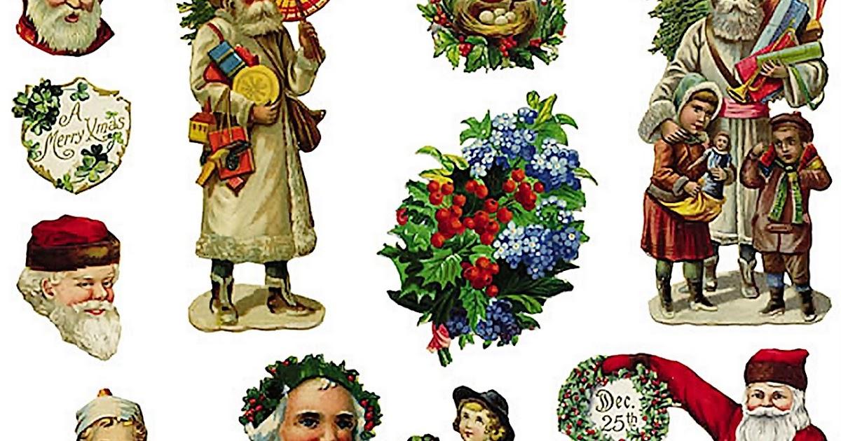 Images d 39 autrefois images anciennes no l for Autrefois decoration