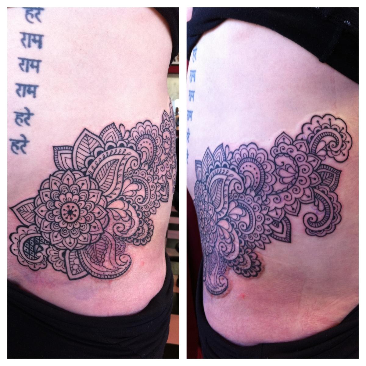Funhouse tattoo vancouver sasha