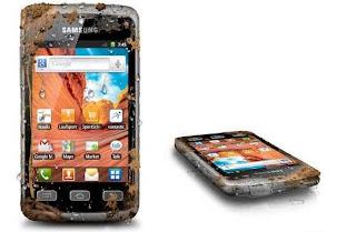 مواصفات سامسونج جالكسي اكس كفر  ومميزات + صور Samsung Galaxy XcoverS5690