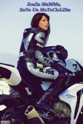 motorcycle rider women image