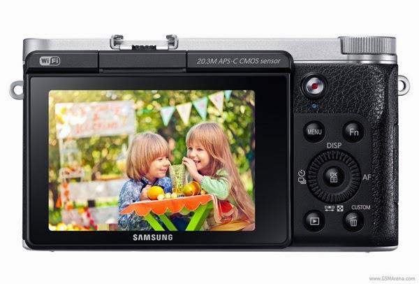 Một số hình ảnh khác của Samsung NX3000