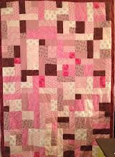 Nanci's Pink Quilt