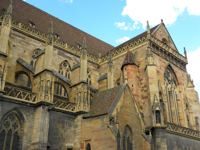 Saint Martin's church Colmar