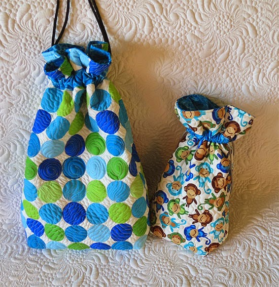 Sewing gifts for boys