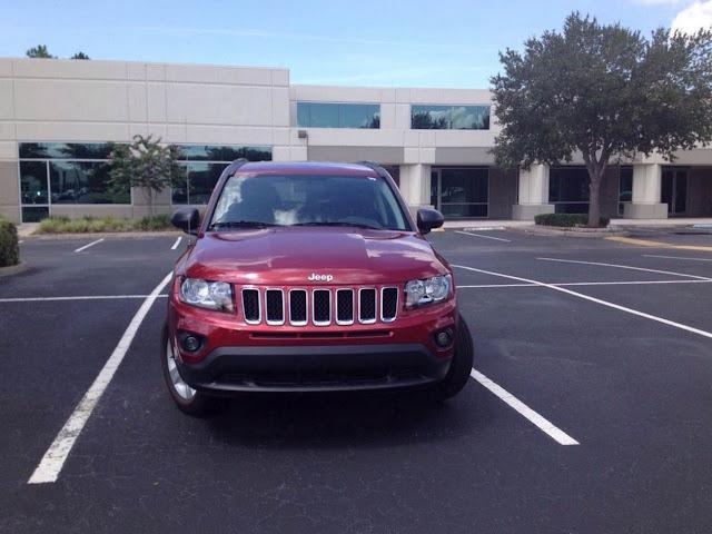 Jeep Compass 2015 2.4