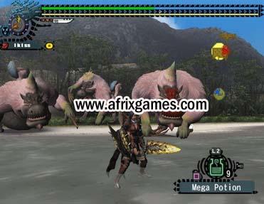 Download Games Monster Hunter 2 Dos Mh2dos Full Version