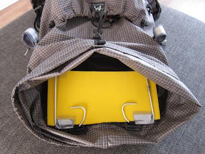MYOG backpack frame
