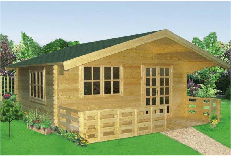 Casas prefabricadas romy casas de campo prefabricados - Casas prefabricada de madera ...