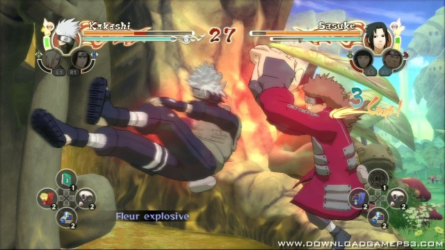 naruto ultimate ninja heroes 2 download