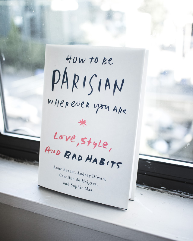 In My Dreams, Vancouver Fashion and style blogger reads How to be Parisian wherever you are.