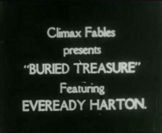 Buried Treasure - Animated Shorts