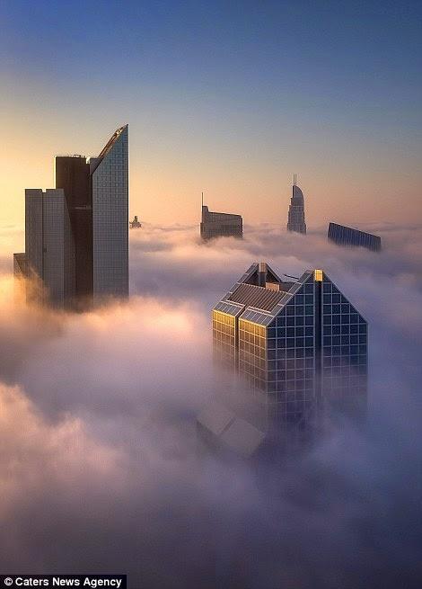 جزء من ناطحات دبي1