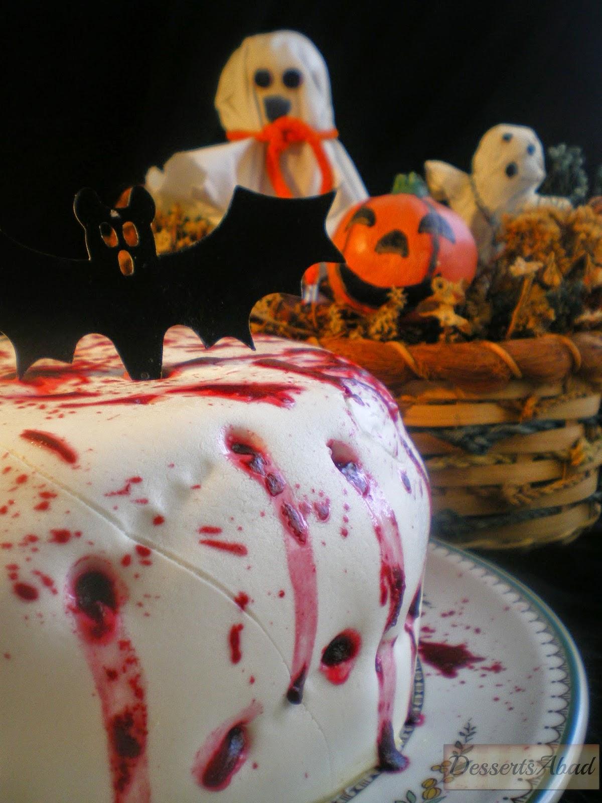 Vamp Attack Cake